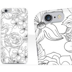 Cover Fiori Iphone 6/6S