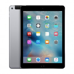 "iPad Air 2 16Gb Grigio Siderale WiFi Cellular 4G 9.7"" Retina Bluetooth Webcam MGGX2TY/A"