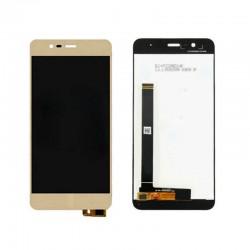 Ricambio LCD+Touchscreen+Frame+Altoparlante+Switch+ Tasti laterili Bianco Zenfone 3 Max ZC520TL/X008D
