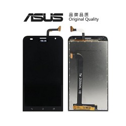 Ricambio LCD+Touchscreen+frame+altoparlante Nero Zenfone 2 Laser ZE550KL/Z00LD