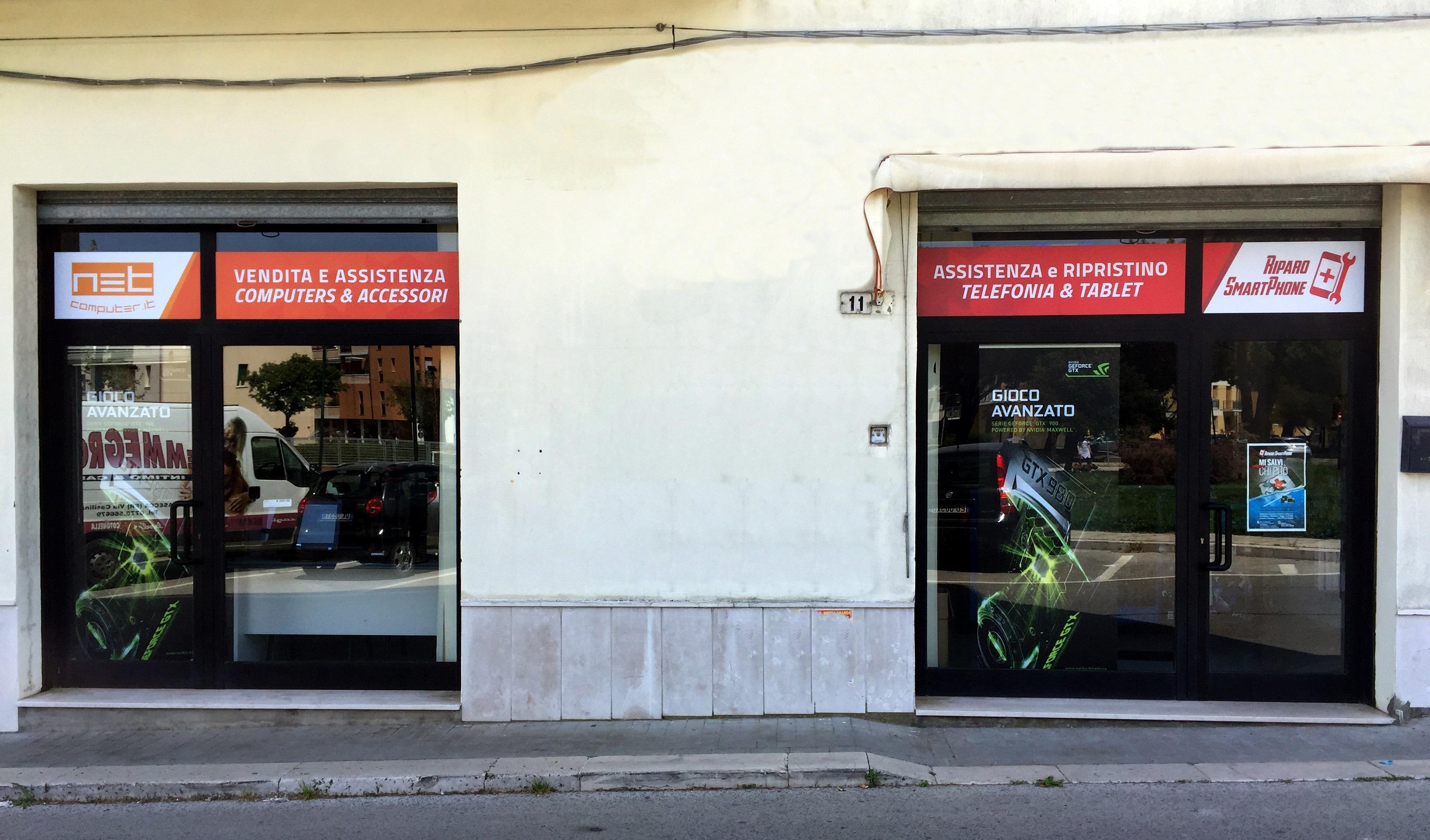 I nostri negozi